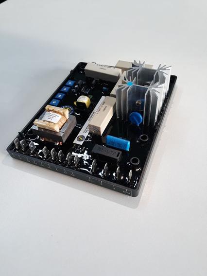 4x Reguladores De Tensão Avr Excitatriz Grt7 Th4e 5a Gerador