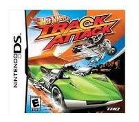 Hot Wheels Track Attack (usado) - Nintendo Ds 100% Original