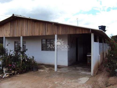 Chácara Com 2 Dorms, Vivendas Do Engenho D'água, Itatiba - R$ 230 Mil, Cod: Ch059 - Vch059
