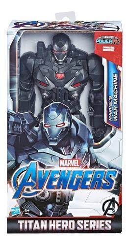 Marvel Avengers - War Machine Titan Hero Series Hasbro