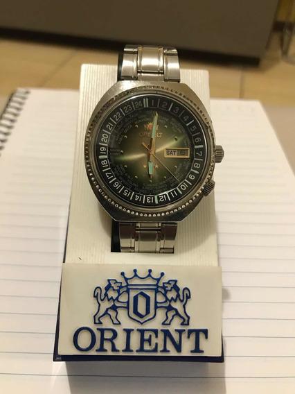 Relógio Orient Wd