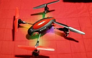 Drone Attop Yd-719 De 4 Canales 2.4g R/c Con Cámara