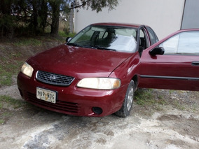 Nissan Sentra Xe Aa At 2001