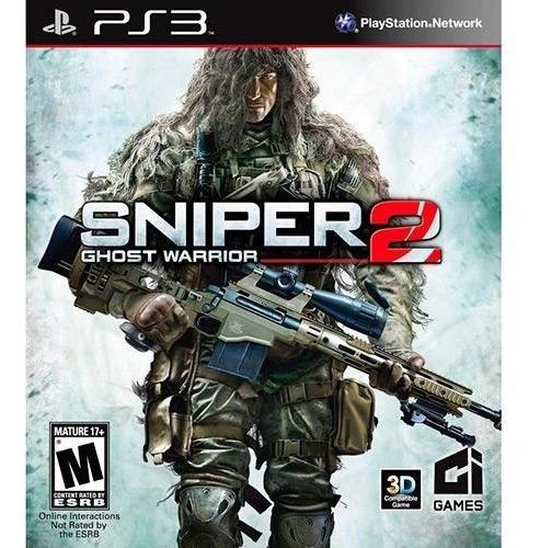 Sniper Ghost Warrior 2 - Ps3