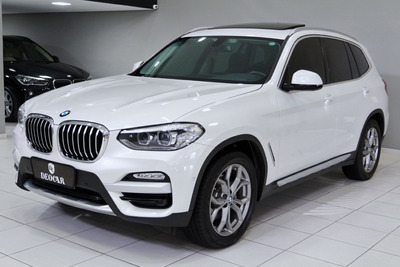 Bmw X3 Xdrive 20i X-line 2.0 Turbo- 2018/2019