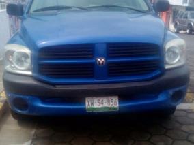 Dodge Ram 1500 Camioneta Batea Lista Para Trabajar