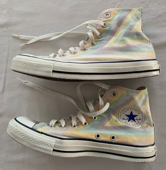 Converse. Divinas Zapatillas Botitas All Star. Talle 39.5