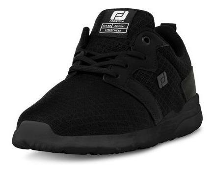 Tênis Sneaker Freeday Thunder Preto Original Envio Imediato