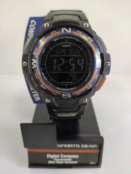 Relógio Casio Sport GearA Prova Dágua 200 Metros