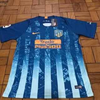 Camisa Atlético De Madrid Nova Modelo 2019/2020 Torcedor