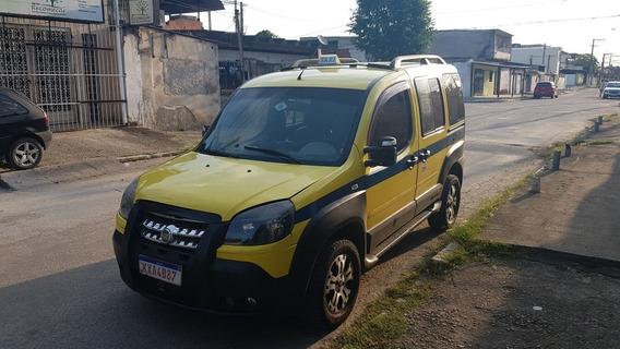 Fiat Doblo 1.8 16v Adventure Flex 5p 2012