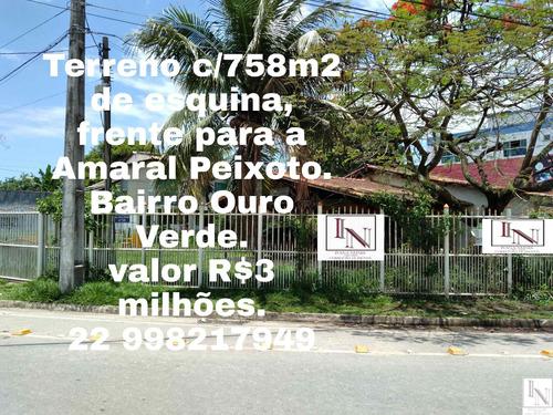 Imagem 1 de 4 de Terreno - Te00001 - 69203365
