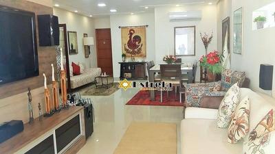 Apartamento Residencial À Venda, Vila Guilhermina, Praia Grande - Ap9578. - Ap9578