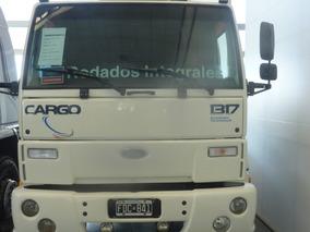 Ford Cargo 1317 - Largo Con Cabina Dormitorio