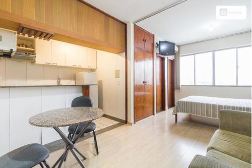 Aluguel De Apartamento Com 45m² E 1 Quarto - 11811