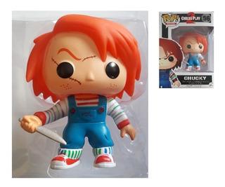 Chucky Muñeco Maldito Cuchillo 9cm Simil Funko Pop!