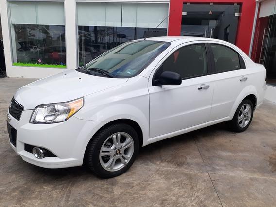 Chevrolet Aveo 1.6 Ltz At 2017 Blanco