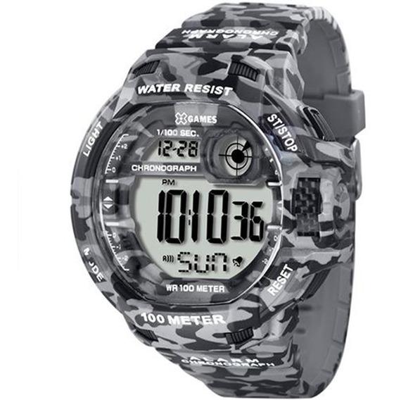 Relógio X-games Masculino Xmppd288 Bxgp Digital - Lançamento