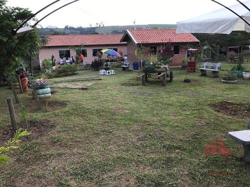 Imagem 1 de 30 de Chácara Com 3 Dormitórios À Venda, 72600 M² Por R$ 1.800.000,00 - Parque Frezarin - Santa Bárbara D'oeste/sp - Ch0143