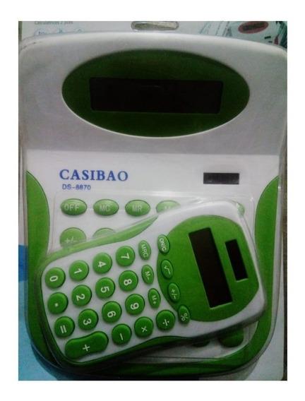 Calculadora De Mesa Comercial Escritório Display 12 Digitos