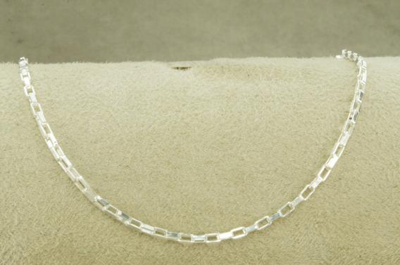 Pulseira Cadeado 2 Mm (m2,6) Prata 950