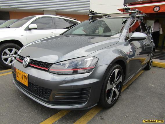 Volkswagen Golf Gti 2.0 At