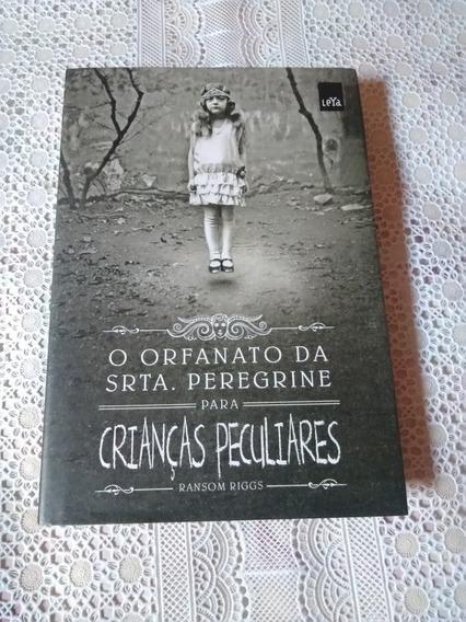 Orfanato Da Srta. Peregrina Para Crianças Peculiares