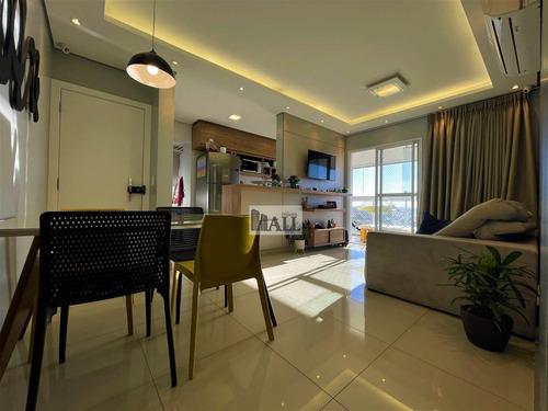 Imagem 1 de 22 de Apartamento Á Venda Jardim Urano Com 3 Quartos, 2 Vagas E 86m² - V7421