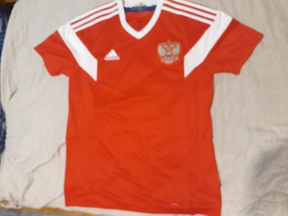 Camiseta Rusia 2018 Titular Original