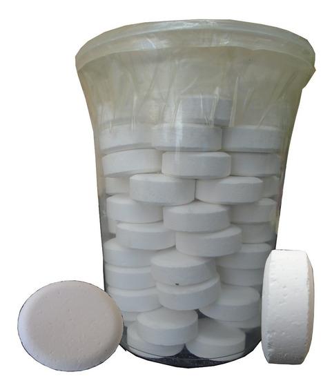 Pastillas Desinfectantes De Cloro Lenta Disolución 1 Kg