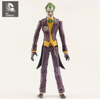 Batman The Joker Guason 17 Cm Articulado Full Loose