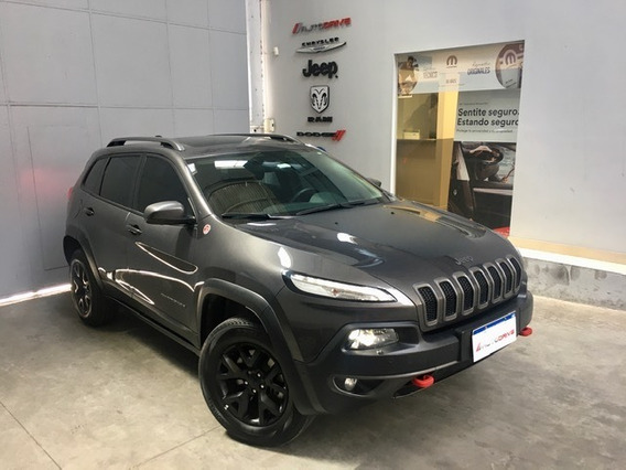 Jeep Cherokee Trailhawk 2018 Autodrive