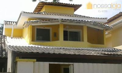 Casa 3 Quartos, 1 Suíte, 3 Vagas, Venda E Locação, Itaipu, Próximo Ao Colégio Pluz, Niterói. - Ca0806