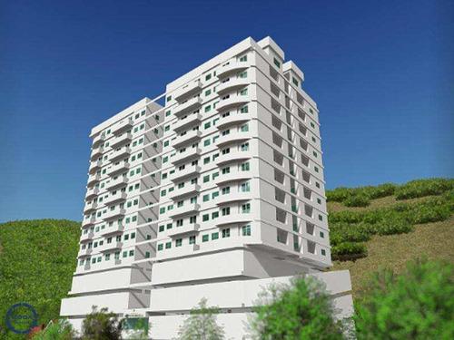 Apartamento Com 2 Dorms, Vila Voturua, São Vicente - R$ 250.000,00, 58m² - Codigo: 11483 - V11483