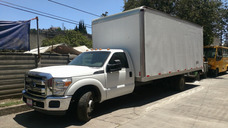 Ford F-350 Ktp Xl Modelo 2012 Color Blanco