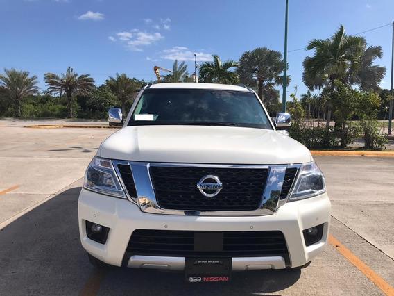 Nissan Armada Exclusive Awd 2017 Blanca