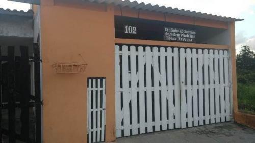 Imagem 1 de 14 de Sobrado Itanhaém, Lado Praia1300 Metros Do Mar, 3 Vagas.