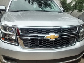 Chevrolet Tahoe Lt Asientos Capitan 2017