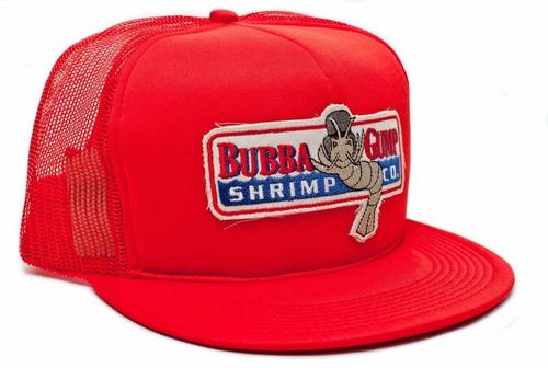 Imagen 1 de 10 de Gorra Forrest Gump - Bubba Gump Shrimp Co. - Envío Gratis