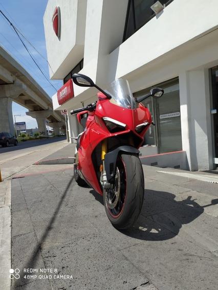 Ducati Panigale V4s 2019