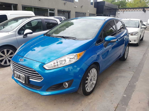 Ford Fiesta Kinetic Design 1.6 Se 120cv Impecable!