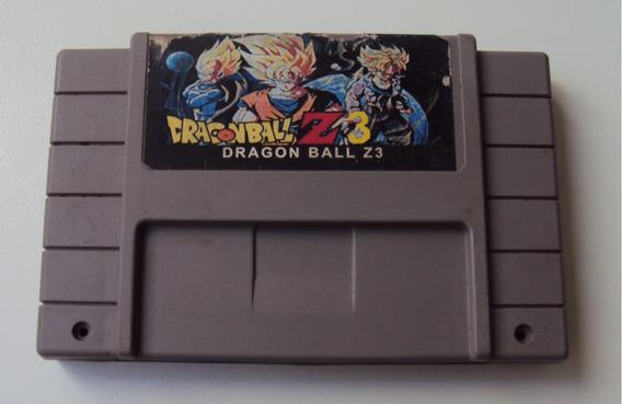 Dragonball Z 3 Para Super Nintendo