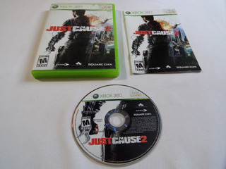 Just Cause 2 Original Xbox 360 Completo