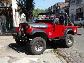 Jeep Ika 4x4 V8 Nafta/gnc