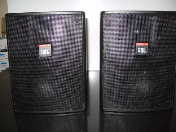 Caixa Acústica Jbl Control 25