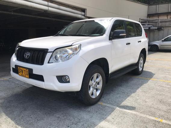 Toyota Prado Tx 4.0 Gasolina 2011