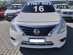 Nissan Versa Unique 1.6 Flex Unica Dona