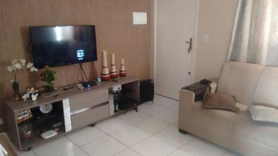 Apartamento Em Parque Santo Antônio, Jacareí/sp De 43m² 2 Quartos À Venda Por R$ 130.000,00 - Ap177297