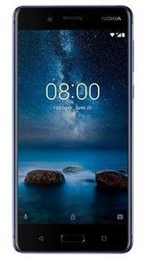 Nokia 8 64 Gb + Carcasa + Lamina - Prophone