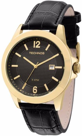 Relógio Technos Steel Masculino Analógico